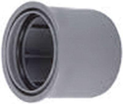 μειωτήρας ΗΤ DN50/40  γκρι Μ 45mm DIN 4102