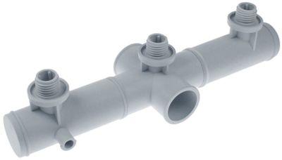 διανομέας πλύσης θέση στερ. κατώτερο ø 50mm Μ 375mm πλαστικό