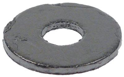 τσιμούχα για θερμοστοιχείο ø 15mm ø αναγν. 5mm H 1mm γραφίτης
