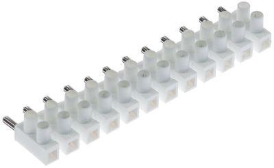 μπλοκ ακροδεκτών plug-in  12-πόλοι μέγ. 10A μέγ. 400V σύνδεσμος βιδωτή σύνδεση