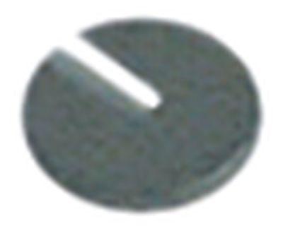 ασφάλεια στεγανοποίησης ΕΞ. ø 8,8mm πλάτος σχισμής 1,2mm Ποσ. 10