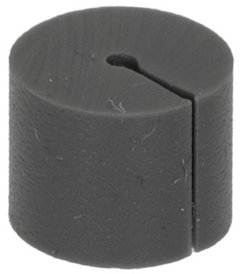 τσιμούχα ø 8x8,7 mm Ποσ. 10 τεμ. με εγκοπή σιλικόνη