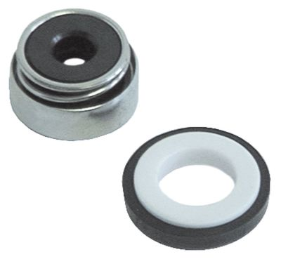 στεγανά αντλίας  για ø άξονα 8mm ανοξείδωτο/κεραμικό/EPDM ΕΞ. ø 24mm
