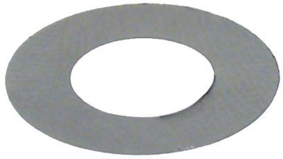 ροδέλες ø αναγν. 8,2mm ΕΞ. ø 16mm πάχος 0,15mm ανοξείδωτος χάλυβας