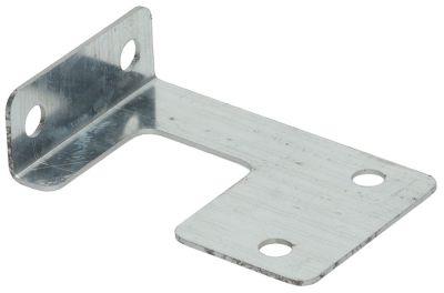bracket L 56,5mm W 36mm H 15mm plate