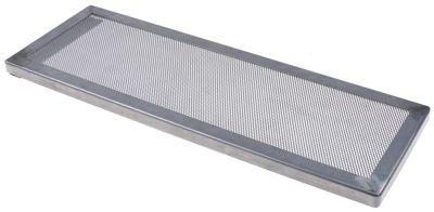 φίλτρο για ζώνη πρόπλυσης H 20mm Μ 572mm W 197mm