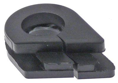 ρουλεμάν για πόρτα ø αναγν. 12mm H 22mm Μ 32mm W 9mm θέση στερ. δεξιά