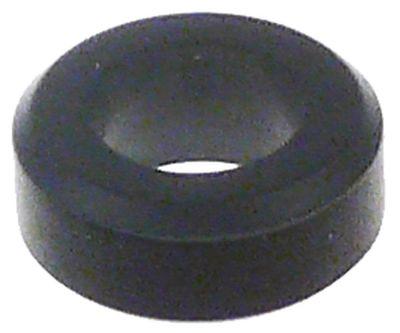 τσιμούχα ø D1 12.4mm ø D2 7mm πάχος 5mm ελαστικό