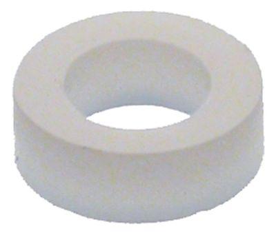 τσιμούχα ø D1 14,6mm ø D2 8,6mm πάχος 5mm σιλικόνη για σωλήνα γυάλινης θυρίδας επιθεώρησης στάθμης