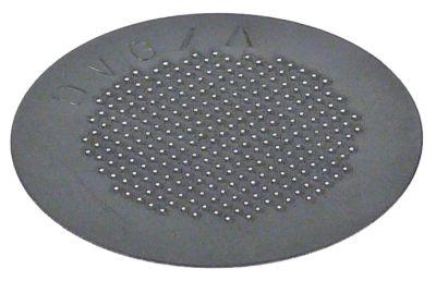 φίλτρο ø 42mm τύπος A (30mm)  για βάση φίλτρου καφέ βύνης