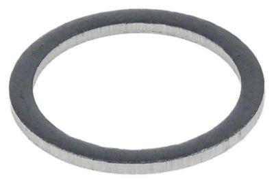 ροδέλες ø D1 25mm ø D2 20mm πάχος 1.5mm αλουμίνιο για βάνα ατμού/νερού