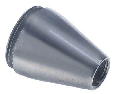βίδα σύνδεσης για ρυθμιστή παροχής σπείρωμα M21x1  Μ 29,5mm ø 23,5mm ø αναγν. 16,1mm