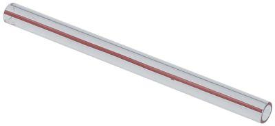 δείκτης στάθμης νερού ø 11mm H 155mm ø αναγν. 8mm σήμανση κόκκινο