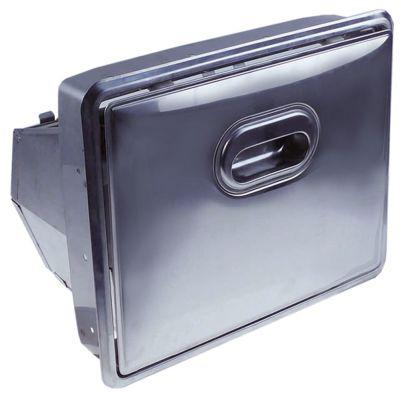 συρτάρι W 320mm D 240mm H 310mm μετρήσεις στερέωσης 345x275 mm θέση στερ. πάνω