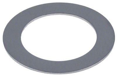 ροδέλες ανοξείδωτος χάλυβας για ελατήριο ø αναγν. 32mm ΕΞ. ø 48mm