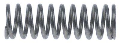ελατήριο πίεσης ø 10.5mm Μ 32mm ø διατομής σύρματος 1.3mm για βάνα ατμού/νερού