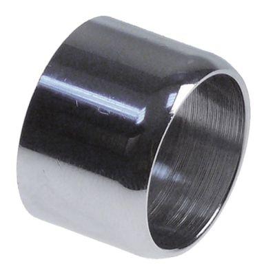 βίδα σύνδεσης για ρυθμιστή παροχής σπείρωμα M22x1  Μ 16mm ø 23,5mm ø αναγν. 20mm