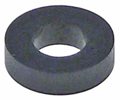 σετ φλάντζες ø D1 16mm ø αναγν. 7,8mm πάχος 4mm ελαστικό για βάνα ατμού/νερού
