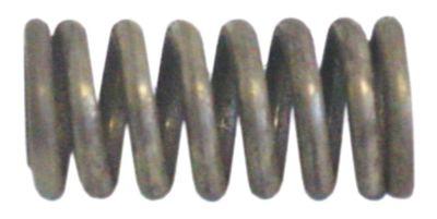 ελατήριο πίεσης ø 18,1mm Μ 38mm ø διατομής σύρματος 3mm