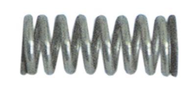 ελατήριο πίεσης ø 11.2mm Μ 27mm ø διατομής σύρματος 1.8mm