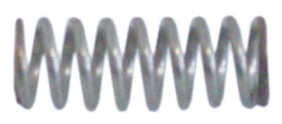 ελατήριο πίεσης ø 10.6mm Μ 29mm ø διατομής σύρματος 1.6mm