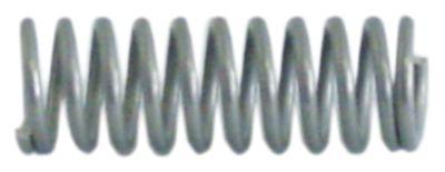 ελατήριο πίεσης ø 10.5mm Μ 32mm ø διατομής σύρματος 1.4mm
