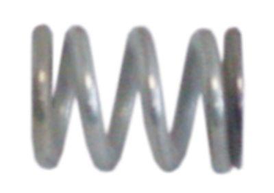 ελατήριο πίεσης ø 13mm Μ 18mm ø διατομής σύρματος 2mm