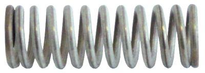 ελατήριο πίεσης ø 22mm Μ 65mm ø διατομής σύρματος 3,3mm