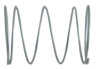 ελατήριο πίεσης ø 35mm Μ 50mm ø διατομής σύρματος 1.5mm