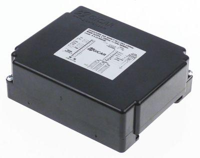 κεντρική μονάδα 3 ομάδες 230V 50/60 Hz τύπος 3d5 3GRCT XLC (SC)  τάση AC