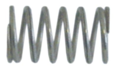 ελατήριο πίεσης ø 14mm Μ 24mm ø διατομής σύρματος 1,7mm