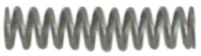 ελατήριο πίεσης ø 6.9mm Μ 28mm ø διατομής σύρματος 1mm