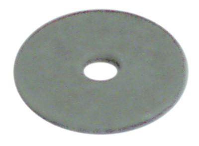 ροδέλες ø αναγν. 6,3mm ΕΞ. ø 29mm πάχος 1mm