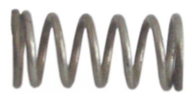 ελατήριο πίεσης ø 13.6mm Μ 30mm ø διατομής σύρματος 2mm