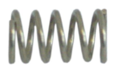 ελατήριο πίεσης ø 15mm Μ 26mm ø διατομής σύρματος 1.9mm