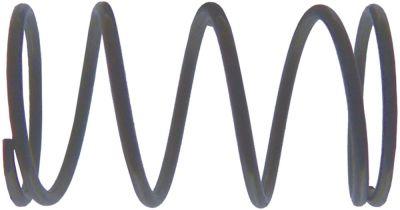 ελατήριο πίεσης ø 10,7mm Μ 20mm ø διατομής σύρματος 0,8mm