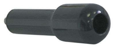 λαβή ø 35mm σπείρωμα M10x1,5  Μ σπειρώματος 15mm Μ 125mm μαύρο