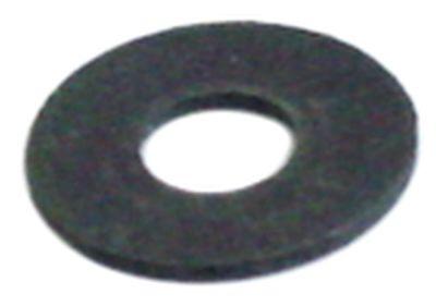 τσιμούχα ø D1 6,8mm ø D2 17mm πάχος 1mm γυάλινη θυρίδα επιθεώρησης στάθμης νερού