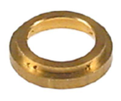 δαχτυλίδι πίεσης ø αναγν. 43048mm H 3,5mm πάχος 1,3mm
