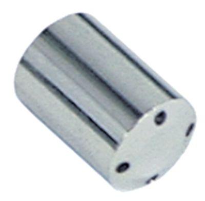 ακροφύσιο ατμού σπείρωμα M10 εσωτερικό σπείρωμα ø 12mm Μ 17mm Μ σπειρώματος 14mm 4 οπές