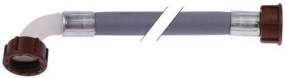 σωλήνας παροχής PVC  ευθύ-καμπύλο DN13  συνδέσεις 3/4