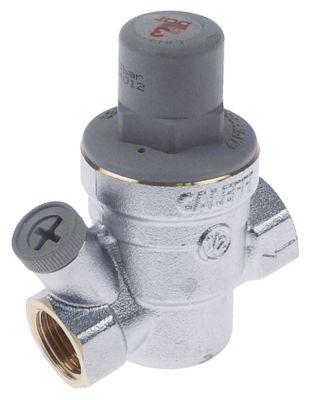 βαλβίδα μείωσης πίεσης Caleffi  σειρά 5334 σύνδεσμος 1/2″  προεπιλεγμένη ρύθμιση 3bar