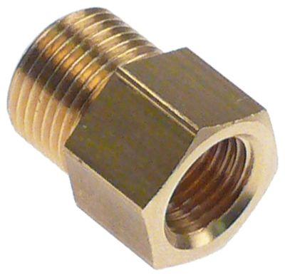 μειωτήρας σπείρωμα 3/8″ εξωτερικό σπείρωμα - 1/4″ εσωτερικό σπείρωμα