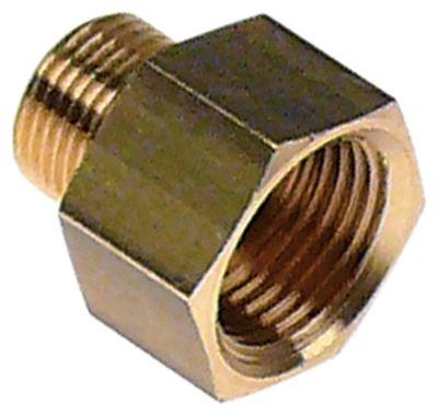 μειωτήρας σπείρωμα 1/2″ εσωτερικό σπείρωμα - 3/8″ εξωτερικό σπείρωμα