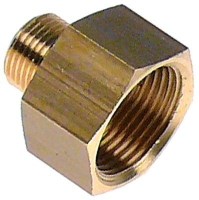 μειωτήρας σπείρωμα 3/4″ εσωτερικό σπείρωμα - 3/8″ εξωτερικό σπείρωμα