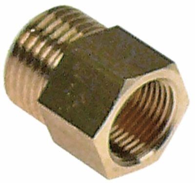 μειωτήρας σπείρωμα 1/2″ εξωτερικό σπείρωμα - 3/8″ εσωτερικό σπείρωμα