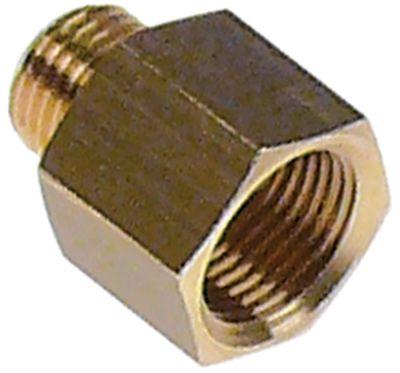 μειωτήρας σπείρωμα 3/8″ εσωτερικό σπείρωμα - 1/4″ εξωτερικό σπείρωμα