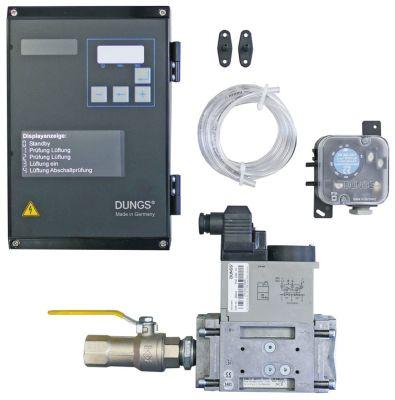 συσκευή ασφαλείας αερίου τύπος Rp 2  σύνδεσμος 2