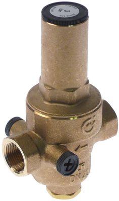 βαλβίδα μείωσης πίεσης Caleffi  σειρά 5362 σύνδεσμος 3/4″  προεπιλεγμένη ρύθμιση 3bar