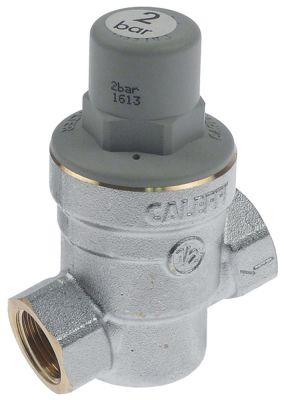βαλβίδα μείωσης πίεσης Caleffi  σειρά 5330 σύνδεσμος 1/2″  προεπιλεγμένη ρύθμιση 2bar